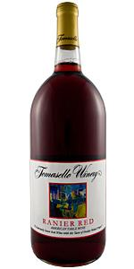 Tomasello Winery Ranier Red 750ml - Case of 12